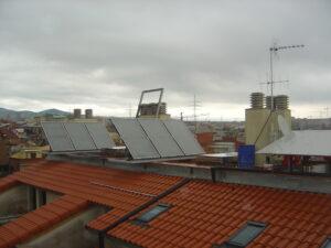 Edifici Habitatges Terrassa ACS 25m2