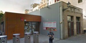 Casal de Barrio Barcelona 314m2