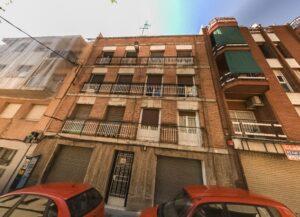 Edificio Viviendas Barcelona 570m2
