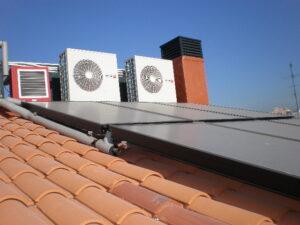 Edifici Habitatges Sant Feliu de Llobregat ACS 11m2