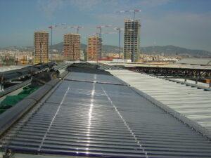 Pavelló FIRA Barcelona ACS 96m2